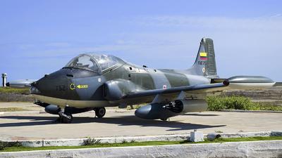 FAE252 - British Aircraft Corporation BAC 167 Strikemaster - Ecuador - Air Force