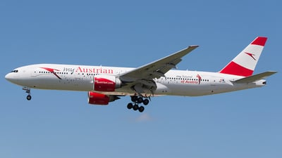OE-LPD - Boeing 777-2Z9(ER) - Austrian Airlines