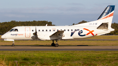 VH-ZRN - Saab 340B - Regional Express (REX)