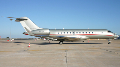 9H-IGH - Bombardier BD-700-1A10 Global 6000 - VistaJet