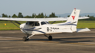 B-7932 - Cessna 172R Skyhawk - Civil Aviation Flight University of China