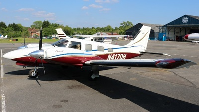 A picture of N4170H - Piper PA34220T - [3449259] - © David Cook