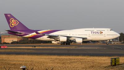 HS-TGB - Boeing 747-4D7 - Thai Airways International