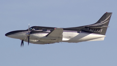 N227JT - Swearingen SA227-TT Merlin IIIC - Private