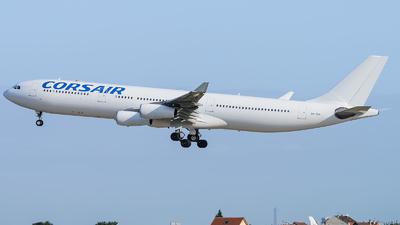 9H-SUN - Airbus A340-313X - Corsair