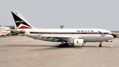 N806PA - Airbus A310-222 - Delta Air Lines