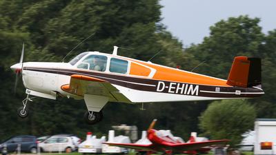 D-EHIM - Beechcraft 35 Bonanza - Private