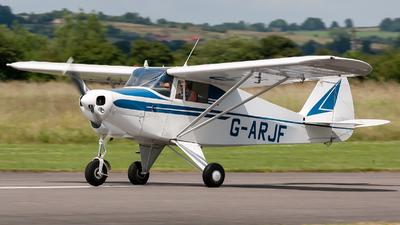 G-ARJF - Piper PA-22-108 Colt - Private