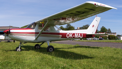 OK-MAJ - Cessna 152 - Private
