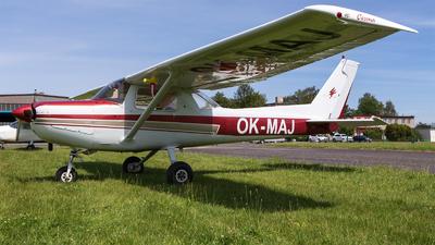 A picture of OKMAJ - Cessna 152 - [15281322] - © Radim Koblížka