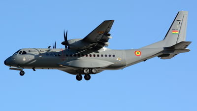 GHF552 - CASA C-295M - Ghana - Air Force