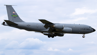 63-8014 - Boeing KC-135R Stratotanker - United States - US Air Force (USAF)