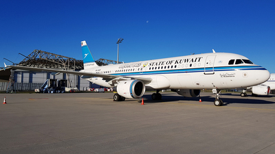 A picture of 9KAKD - Airbus A320212 -  - © PH