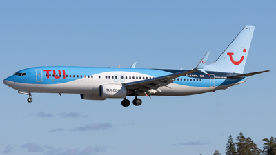 A picture of GTAWK - Boeing 7378K5 - TUI fly - © Rickard Andersson