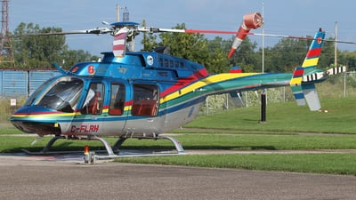 C-FLRH - Bell 407 - Niagara Helicopters