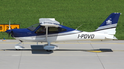 I-PDVD - Tecnam P2010 Mk.II - Breda Aviation