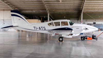TI-ATS - Piper PA-23-250 Aztec F - Private