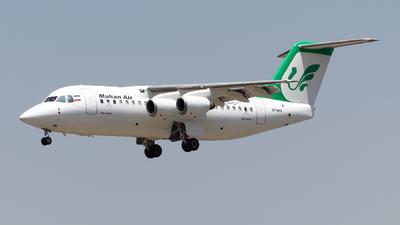 EP-MEB - British Aerospace Avro RJ85 - Mahan Air
