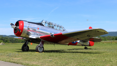 N276RB - North American AT-6D Harvard III - Private