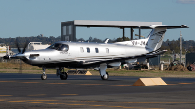 VH-JMU - Pilatus PC-12 NGX - Private