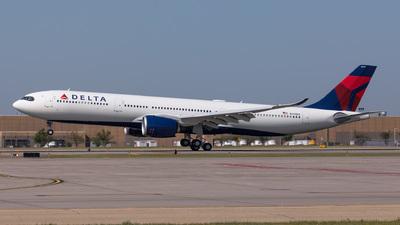 N411DX - Airbus A330-941 - Delta Air Lines