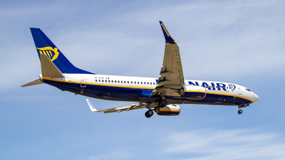 EI-GJG - Boeing 737-8AS - Ryanair