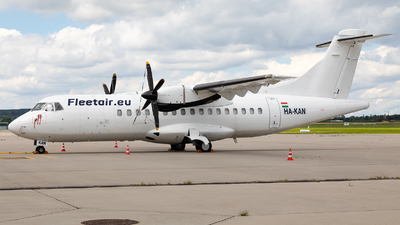 HA-KAN - ATR 42-320(F) - Fleet Air International