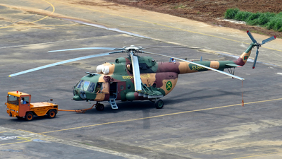 S3-BRK - Mil Mi-171Sh Baikal - Bangladesh - Army Aviation