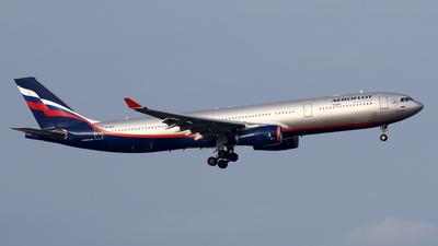 A picture of VQBQY - Airbus A330343 - Aeroflot - © Yoshiharu Ozaki
