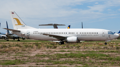 N650CS - Boeing 737-4H6 - City Airways