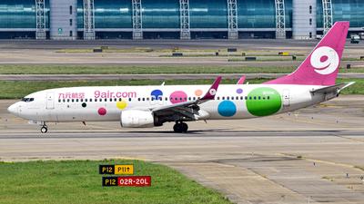 B-1716 - Boeing 737-8GP - 9Air