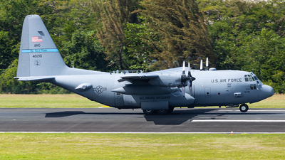 84-0210 - Lockheed C-130H Hercules - United States - US Air Force (USAF)