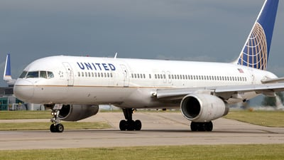 N14118 - Boeing 757-224 - United Airlines
