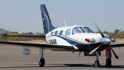 C-GGQR - Piper PA-46-500TP Meridian - Private