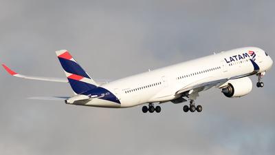 PR-XTI - Airbus A350-941 - LATAM Airlines
