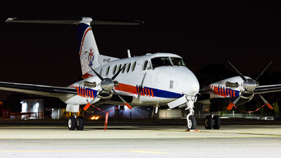 VH-VAD - Beechcraft B200C Super King Air - Air Ambulance Victoria (RFDS)