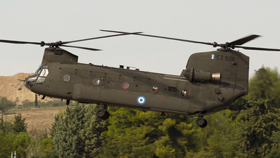 ES928 - Boeing CH-47D Chinook - Greece - Army