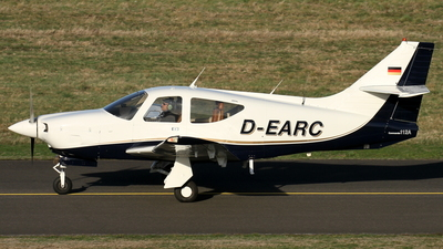 D-EARC - Rockwell Commander 112A - Private