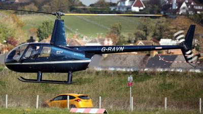 G-RAVN - Robinson R44 Raven - Private
