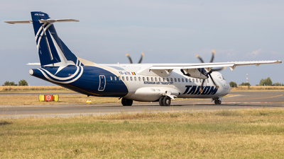 A picture of YRATK - ATR 72600 - Tarom - © R.Rimestad