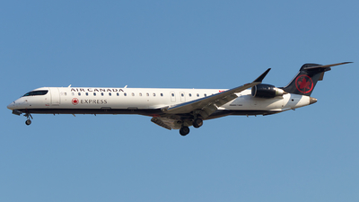 C-GOJZ - Bombardier CRJ-900LR - Air Canada Express (Jazz Aviation)