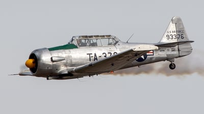 N49NA - North American T-6G Texan - Private