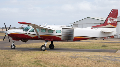 VH-XLF - Cessna 208B Grand Caravan - Private