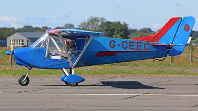 G-CEEC - RAJ HAMSA X-AIR HAWK - Private
