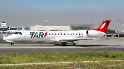 XA-MFH - Embraer ERJ-145LR - TAR - Transportes Aereos Regionales