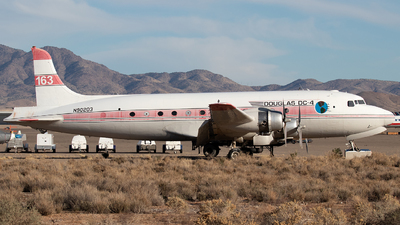 N90203 - Douglas C-54G Skymaster - Private