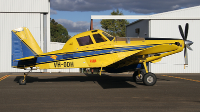 VH-ODH - Air Tractor AT-802 - Aerotec