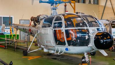 790310 - Aérospatiale SA 319B Alouette III - South Korea - Navy