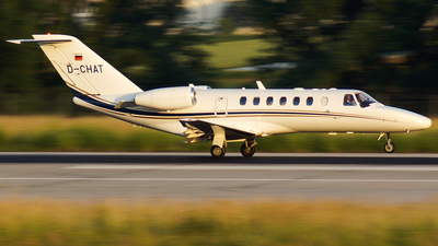 D-CHAT - Cessna 525B CitationJet 3 - E-Aviation
