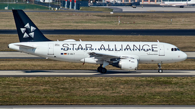 A picture of DAILT - Airbus A319114 - Lufthansa - © JakkoFly